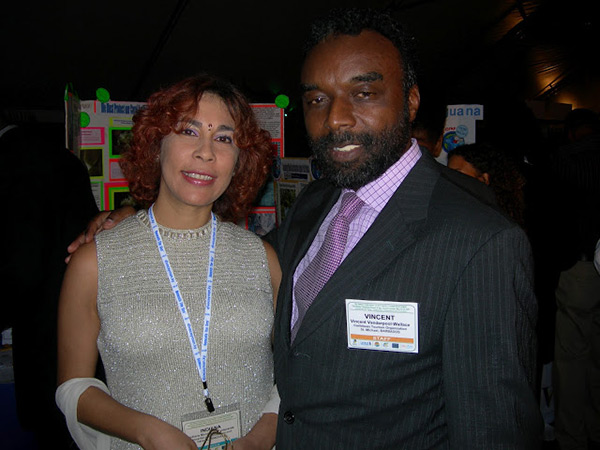 Yndiana and Vincent Vanderpool-Wallace